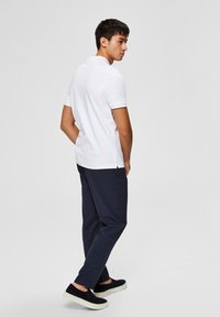 Selected Homme - Polo shirt - bright white - 2