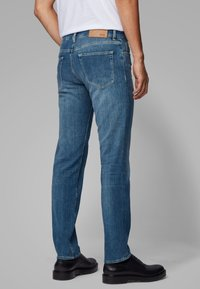 BOSS - MAINE - Straight leg jeans - blue - 2