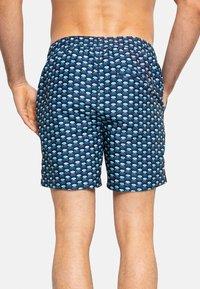 Threadbare - KILDARE - Swimming shorts - navy - 2