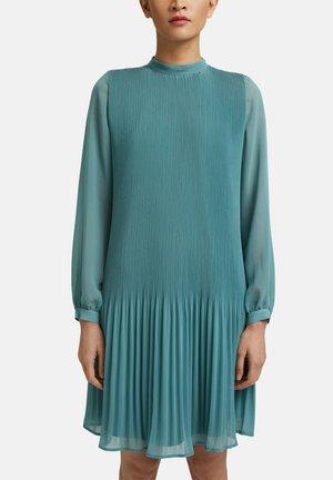 Day dress - dark turquoise