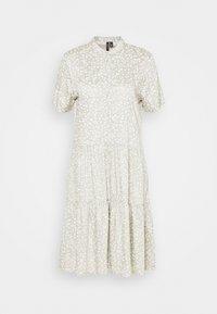 Vero Moda Tall - VMSIMONE SHORT DRESS - Shirt dress - desert sage - 0