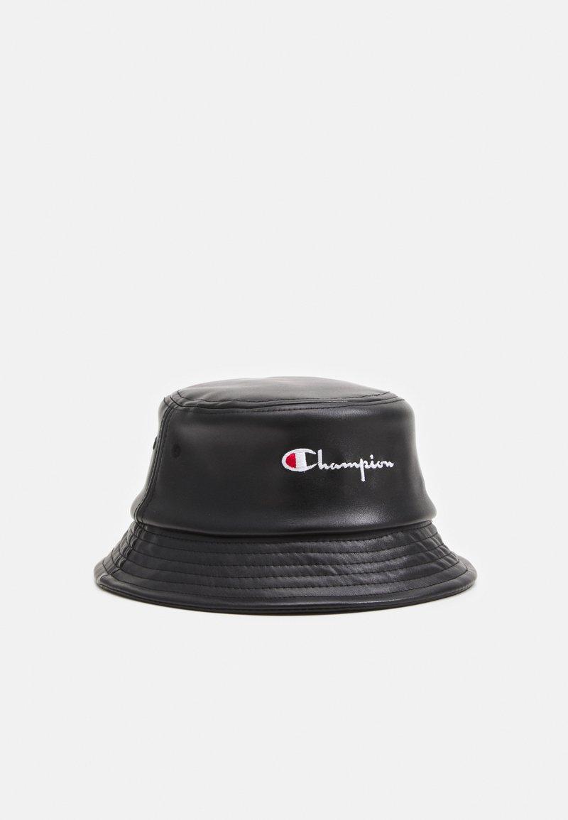 Champion Reverse Weave - BUCKET HAT UNISEX - Hatt - black