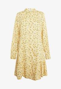 MIRANDA DRESS ASIA - Shirt dress - yellow