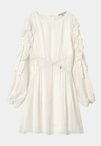 ABITO GEORGETTE - Cocktail dress / Party dress - white