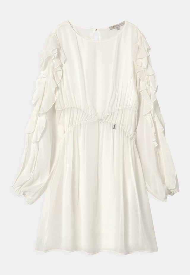 ABITO GEORGETTE - Sukienka koktajlowa - white