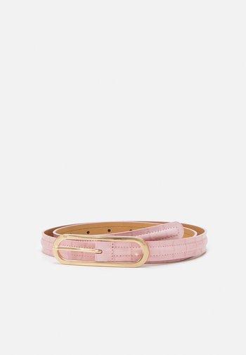 ELASTICO - Waist belt - rosa