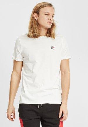SAMURU - Basic T-shirt - blanc de blanc
