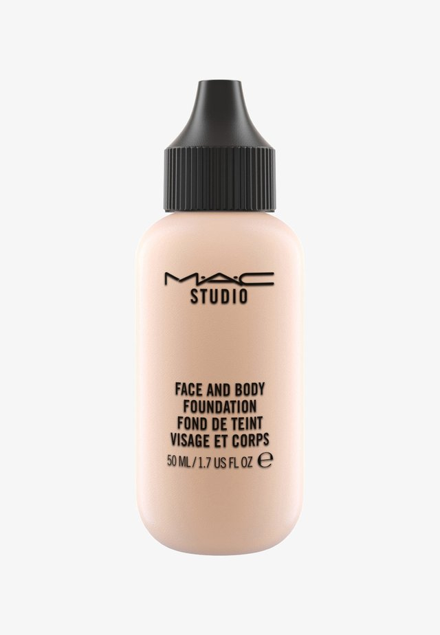 STUDIO FACE AND BODY FOUNDATION 50ML - Foundation - N1