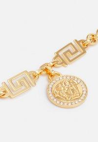 Versace - BRACELET PENDANT - Bracelet - bianco/oro - 3