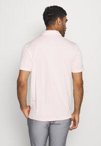 adidas Golf - PERFORMANCE SPORTS GOLF SHORT SLEEVE  - Polotričko - pink tint/grey melange - 2
