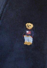 Polo Ralph Lauren - TEDDY BEAR  - Dressing gown - navy - 2