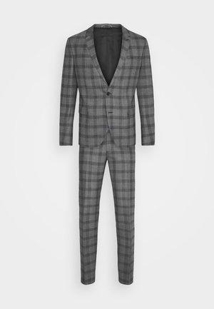 F-OREGON - Suit - dark grey