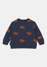 TINYCOTTONS - FOXES - Sweatshirt - light navy/sienna - 1