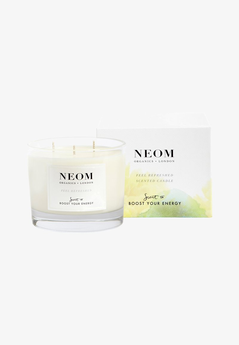 Neom - SCENTED CANDLE 3 WICKS - Scented candle - feel refreshed