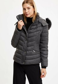 DeFacto - Winter jacket - grey - 0