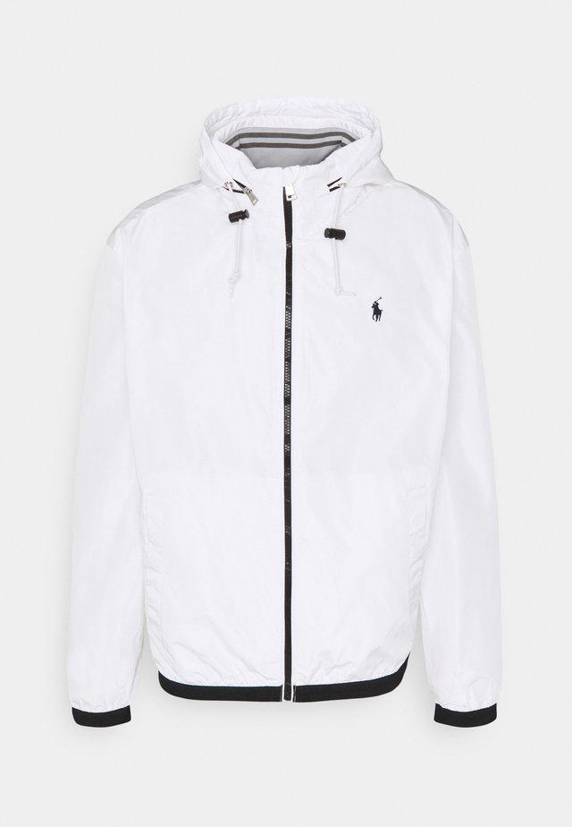 AMHERST FULL ZIP JACKET - Leichte Jacke - white