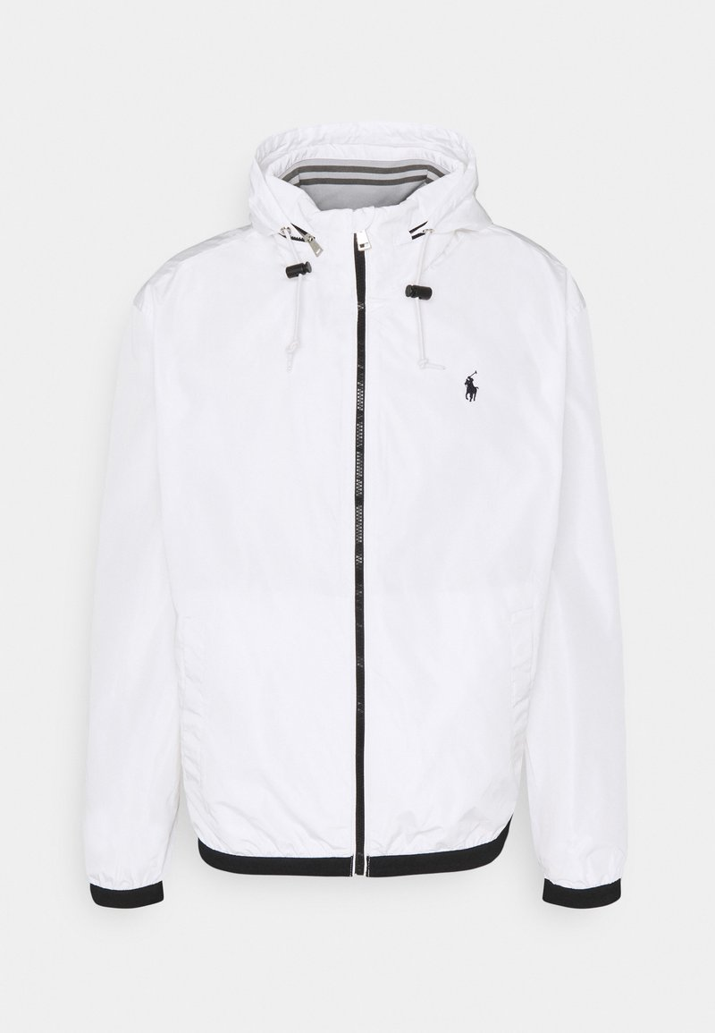 Polo Ralph Lauren - AMHERST FULL ZIP JACKET - Giacca leggera - white