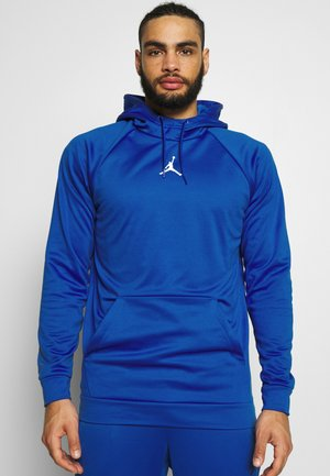 23ALPHA THERMA - Bluza z kapturem - game royal/white