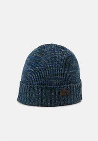 Barbour - WHITTON BEANIE - Muts - blue - 1