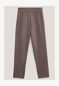 Massimo Dutti - Tracksuit bottoms - brown - 0
