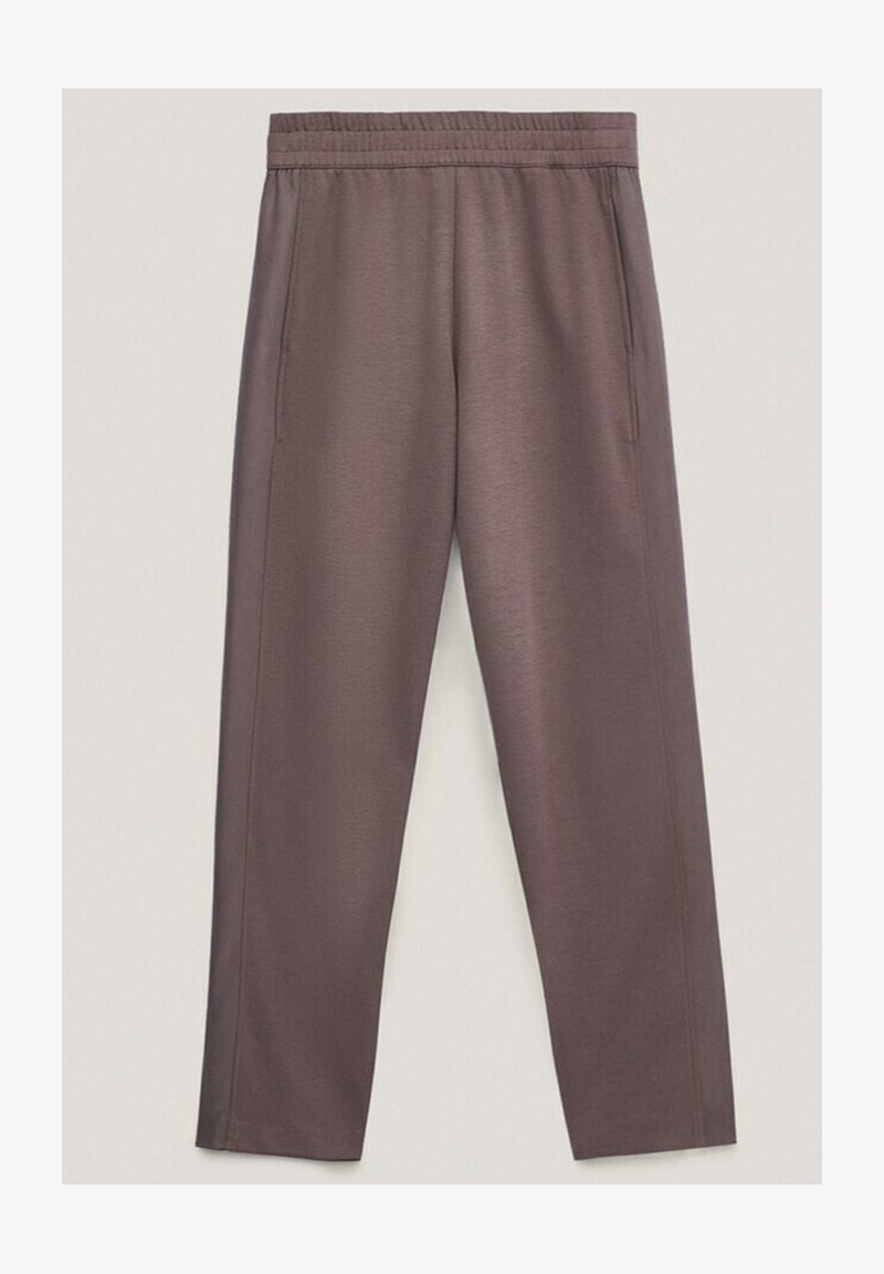 Massimo Dutti - Tracksuit bottoms - brown