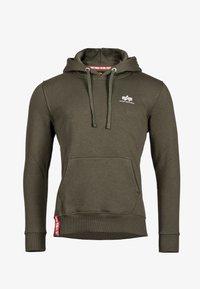 Sweatshirt - charcoal heather