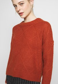 ONLY - ONLKANDICE - Jumper - picante - 5