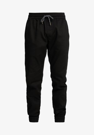FRICKIN MODERN TAPERED  - Trousers - black