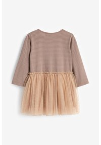 Next - Day dress - mauve - 1