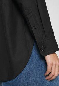 ARKET - Summer jacket - black dark - 5