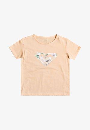DAY AND NIGHT - Camiseta estampada - apricot ice