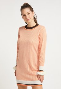 myMo - Jumper dress - orange - 0