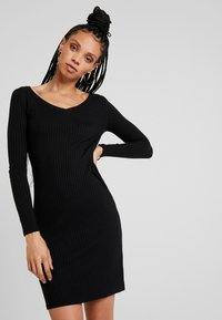 Noisy May - Denní šaty - black - 0