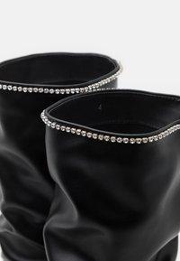 BEBO - SHORE - Botas de tacón - black - 5