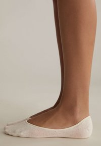 OYSHO - 3 PAIRS - Socks - white - 3