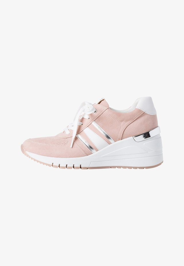 Sneakers laag - rose comb