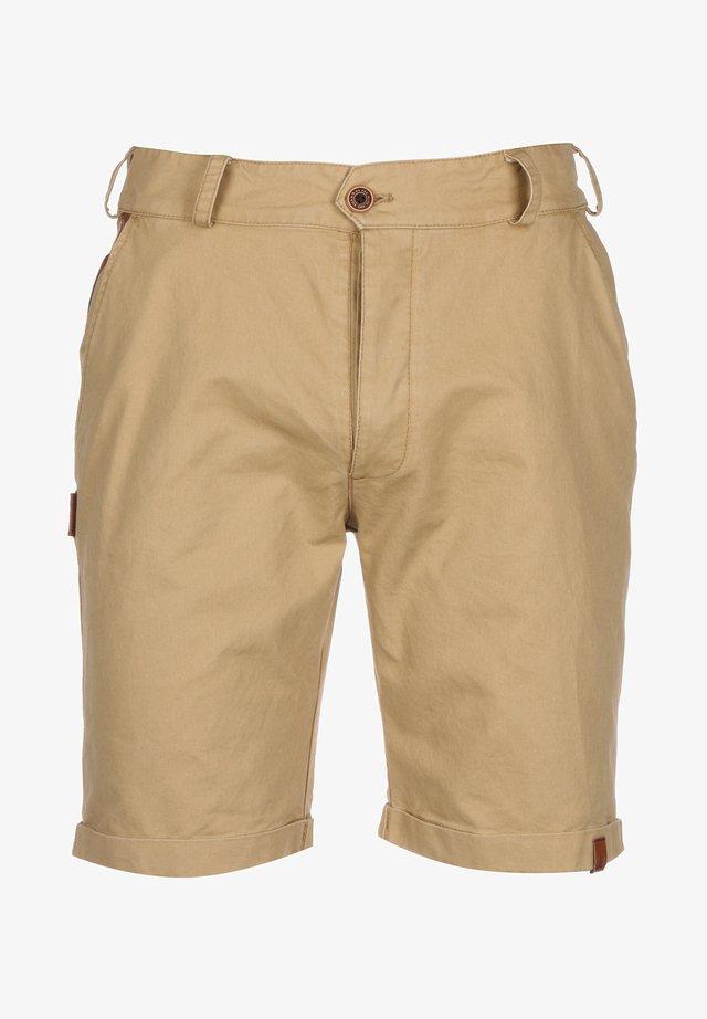 PUMPKIN - Shorts - camel