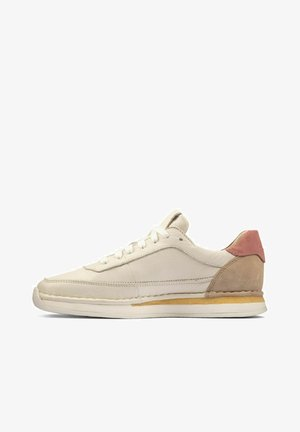Sneakers laag - white rose combi