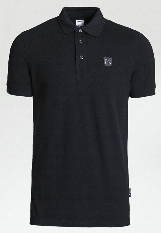 PLAYER-B - Poloshirt - black