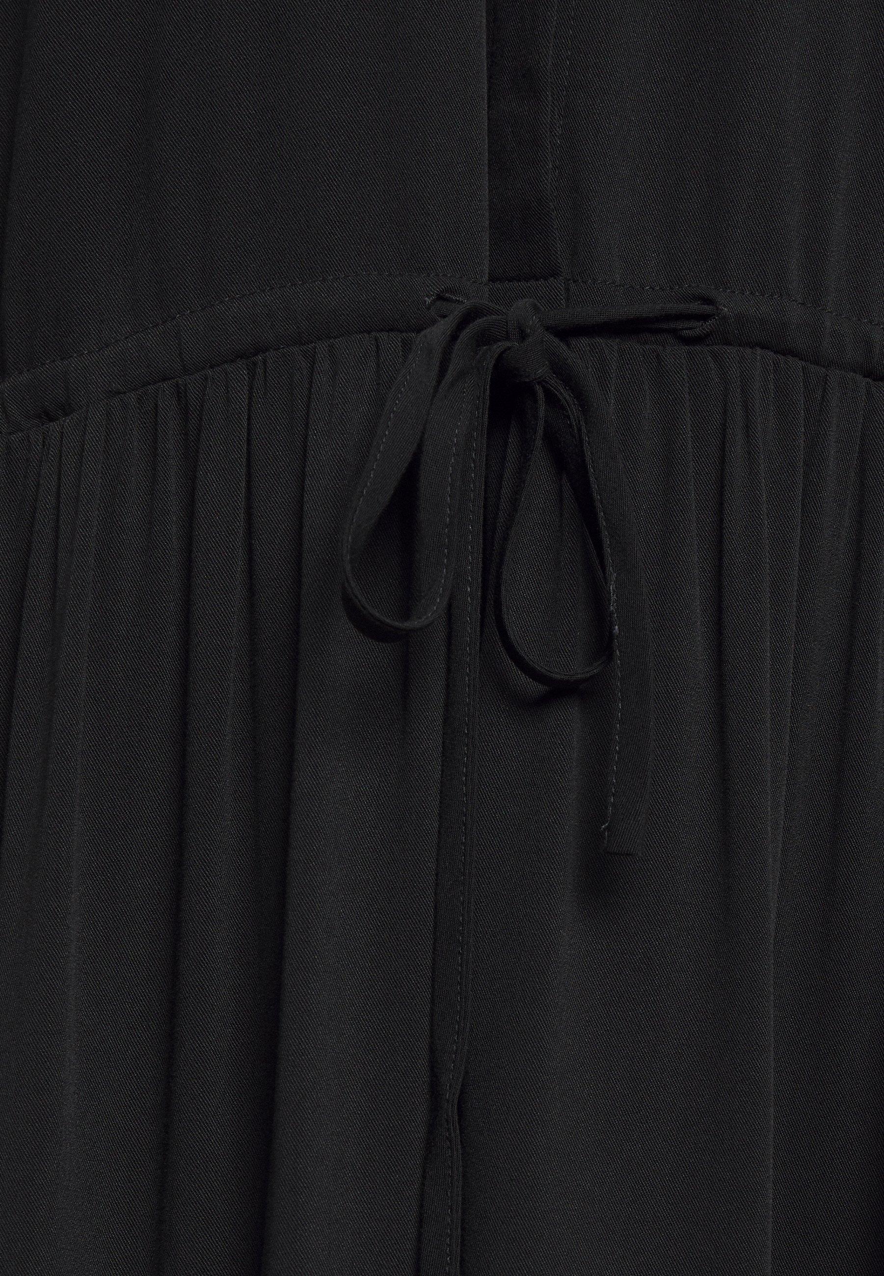 Factory Price Women's Clothing Marc O'Polo DENIM Shirt dress black 3EfPipyKl