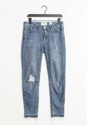 Jeansy Relaxed Fit - blue