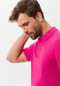 BRAX - STYLE PETE - Polo shirt - pink (71) - 4