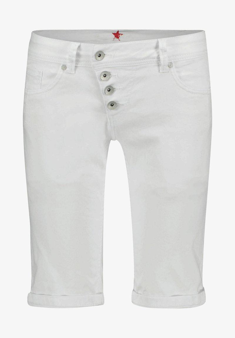 Buena Vista - Denim shorts - white