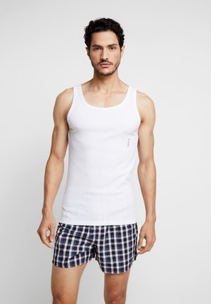 TANK 2 PACK  - Hemd - white