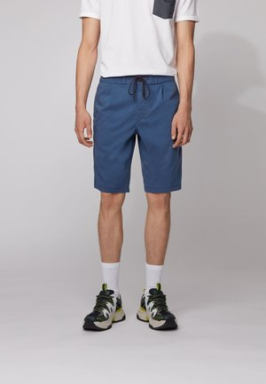 SYMOON - Shorts - dark blue