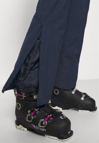 CMP - WOMAN  - Ski- & snowboardbukser - black/blue - 3