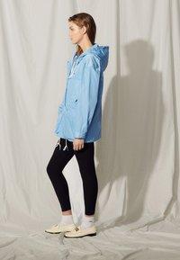 sandro - Summer jacket - bleu ciel - 1