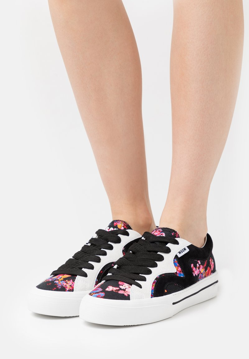 MSGM - DONNA WOMAN`S SHOES - Trainers - black