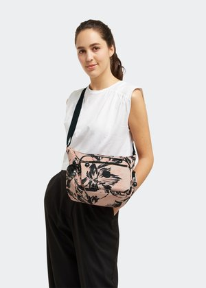 GABBIE S - Across body bag - coral flower