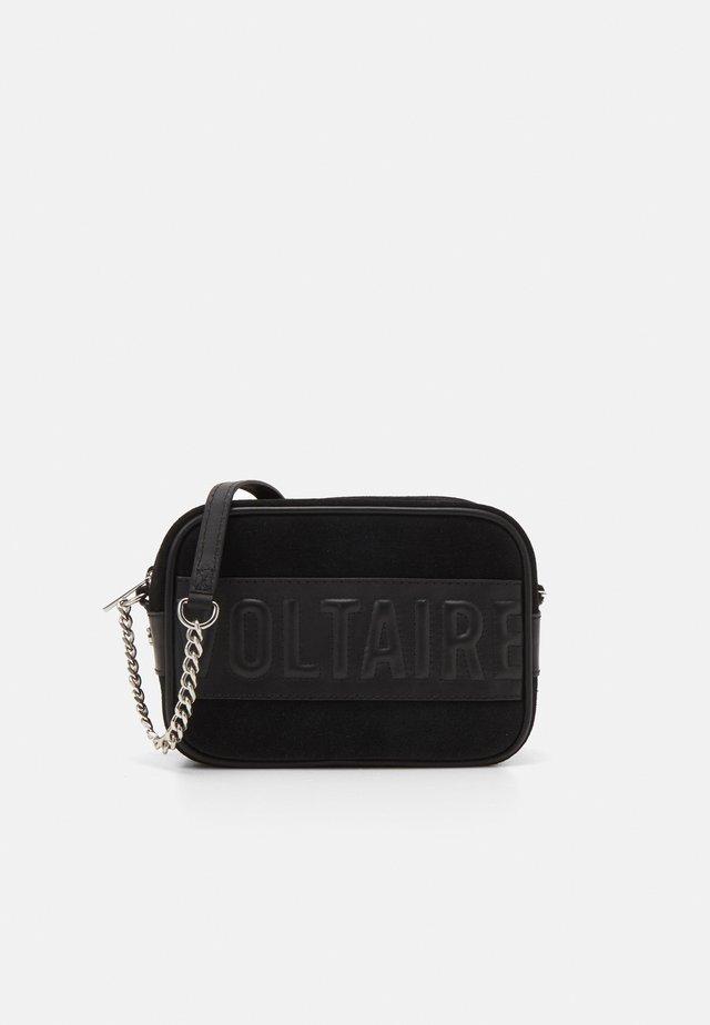 BOXY VOLTAIR - Across body bag - noir